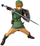 Legend of Zelda RAH Link Action Figure Doll