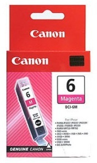 Canon Ink Cartridge - BCI6M (Magenta)