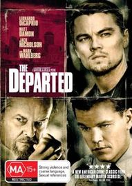 The Departed (Single Disc) on DVD image