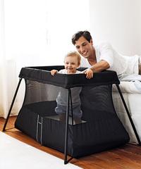 Baby Bjorn Travel Crib Light - Black image