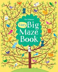 Big Book of Big Mazes by Kirsteen Robson