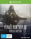 Final Fantasy XV Steelbook Special Edition for Xbox One