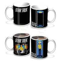 Star Trek Heat Change Mug