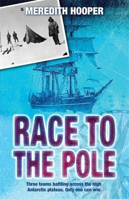Race To The Pole by Meredith Hooper image