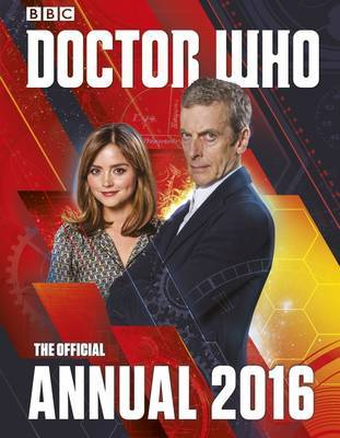 Doctor Who: Official Annual 2016 image