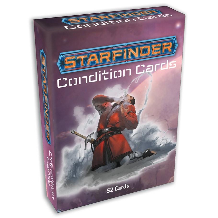 Starfinder RPG: Starfinder - Condition Cards image