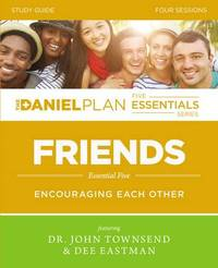 Friends Study Guide by John Townsend image