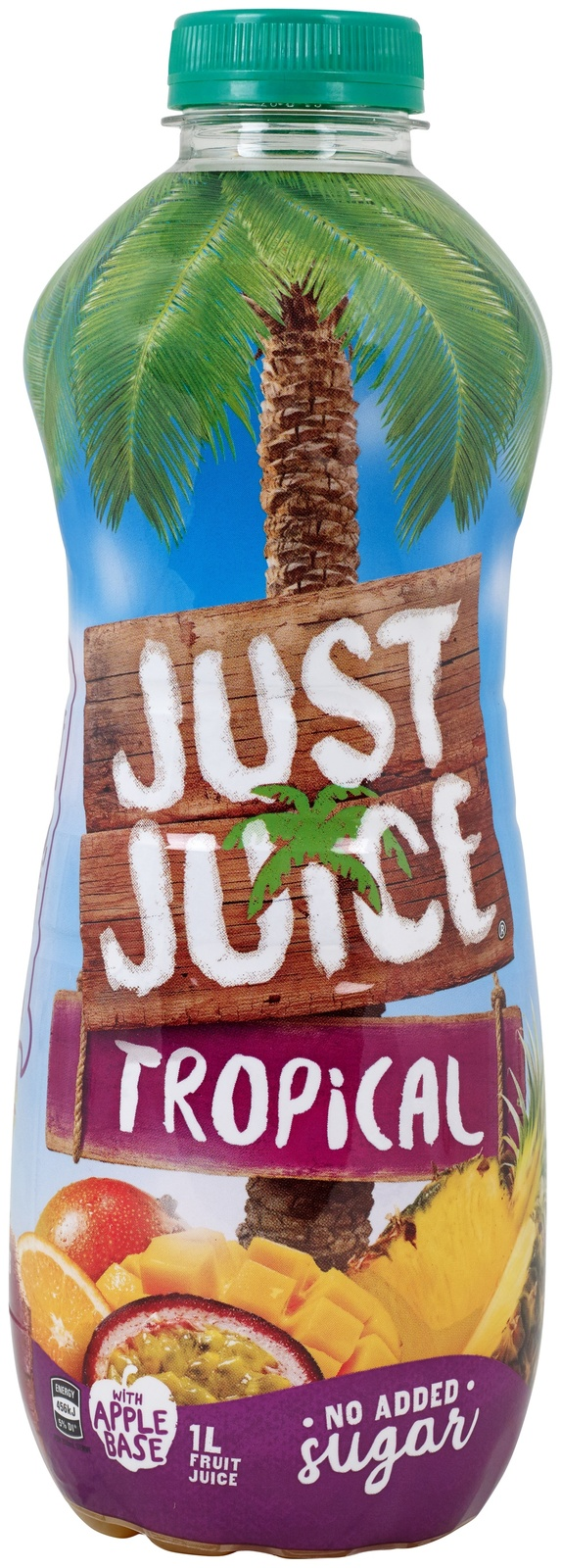 Just Juice: Tropical (12 x 1L) image