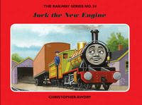 The Railway Series No. 34: Jock the New Engine by Christopher Awdry image