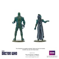 Doctor Who: The Empress of Mars