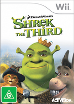 Shrek the Third for Nintendo Wii