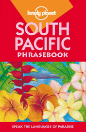 Lonely Planet - South Pacific by Michael James Simpson image