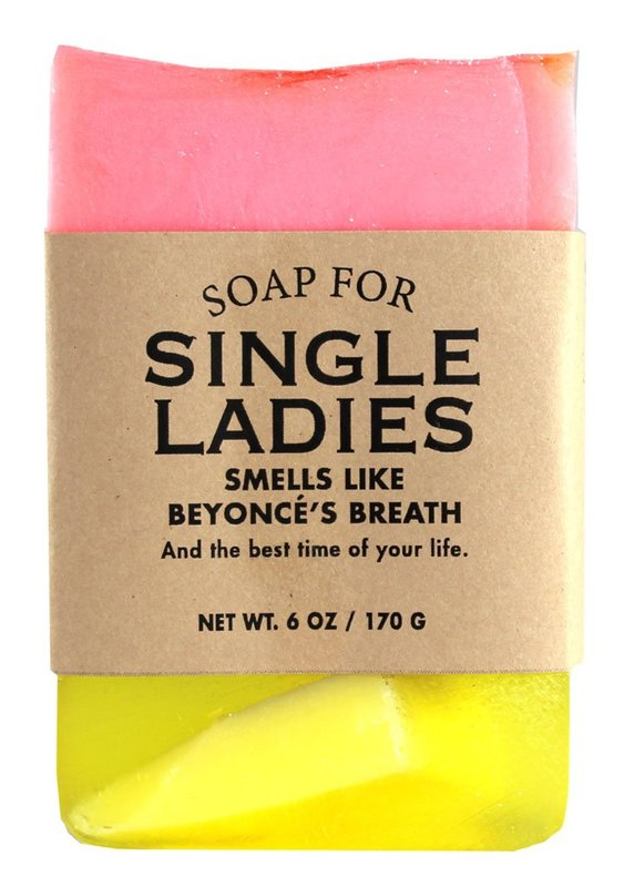 Whiskey River Co: Soap - Single Ladies