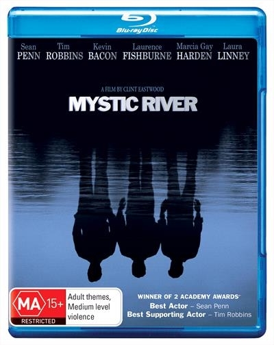 Mystic River on Blu-ray