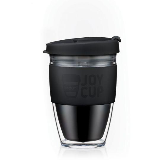 Bodum: JoyCup Travel Mug - Black (0.25L)