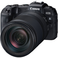 Canon EOS RP 26.2MP Full Frame Camera w/ RF24-240mm & Adapter