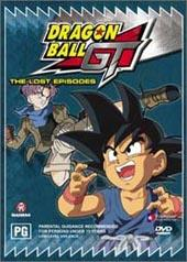 Dragon Ball GT - Lost Episodes Vol 1 & Collector's Box on DVD