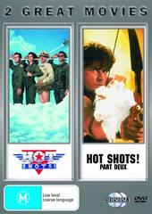 Hot Shots / Hot Shots 2 on DVD