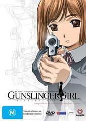 Gunslinger Girl - Vol 1: Ragazzine Rccole, Armi Grandi - Little Girls, Big Guns on DVD