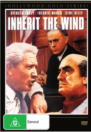 Inherit the Wind on DVD