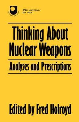 Thinking About Nuclear Weapons image