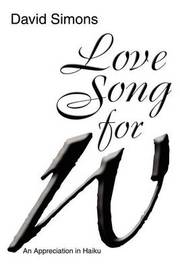 Love Song for W by David Simons image