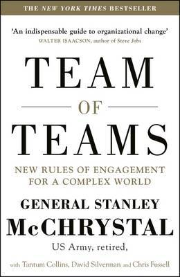 Team of Teams by Stanley A. McChrystal image
