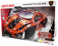 Meccano: Lamborghini Aventador - Model Set