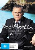 Doc Martin - Complete Series 4 (2 Disc Set) DVD