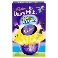 Cadbury Mini Oreo Shell Egg (123g)