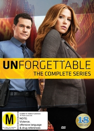 Unforgettable - The Complete Series on DVD
