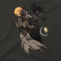 The Witcher 3 Spectral Brides Premium Tee (2X-Large) image
