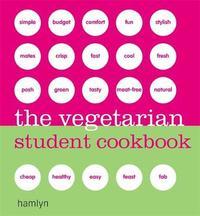 The Vegetarian Student Cookbook image