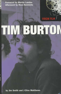 Tim Burton by Jim Smith