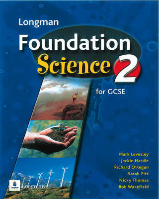 KS4 Foundation Science Student's Book 2 Year 11 by Mark Levesley image