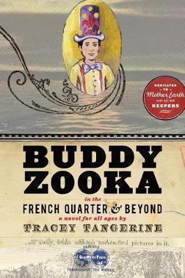 Buddy Zooka by Tracey Tangerine