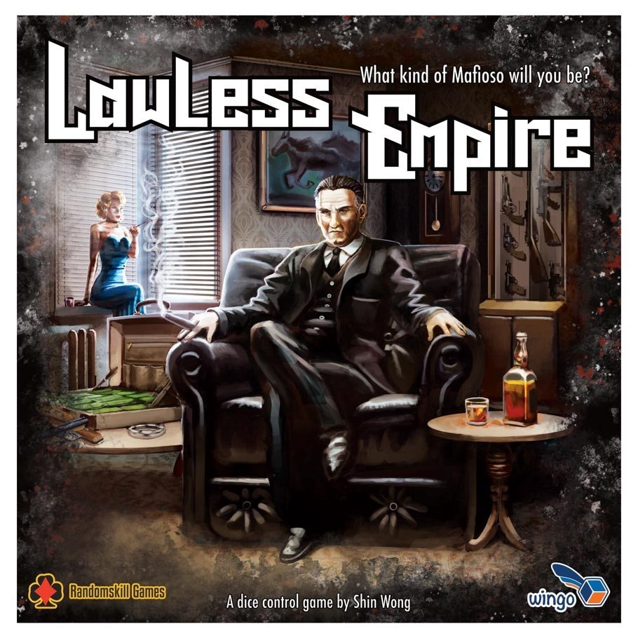 Lawless Empire - Card Game image