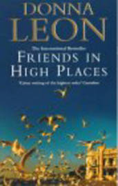 Friends in High Places (Guido Brunetti #9) by Donna Leon image