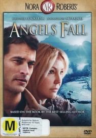 Angels Fall on DVD image