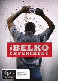 The Belko Experiment on DVD
