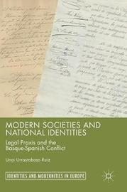 Modern Societies and National Identities by Unai Urrastabaso Ruiz image