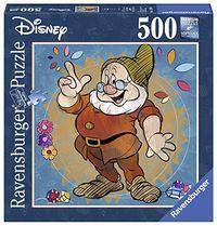 Ravensburger : Disney Doc Puzzle 500pc Square