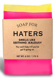 Whiskey River Co: Soap - For Haters