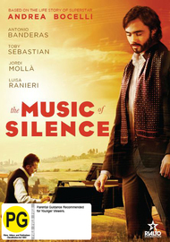 The Music of Silence on DVD
