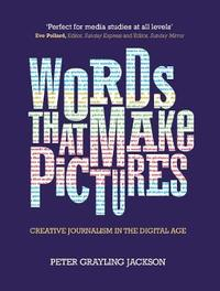Words That Make Pictures by Peter Grayling Jackson image