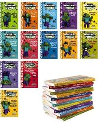Diary of a Minecraft Zombie: Apocalyptic Collection Books 1-13 Boxset by Zack Zombie