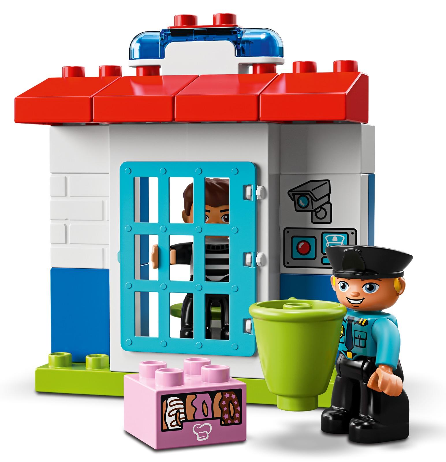 LEGO DUPLO: Police Station (10902) image