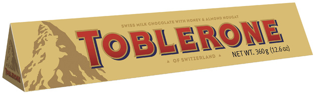 Toblerone Milk (360g)