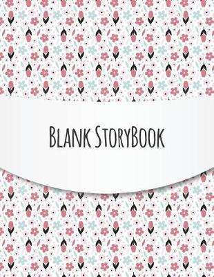 Blank StoryBook by Blue Elephant Books