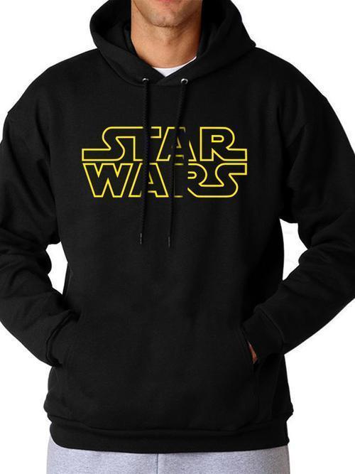Star Wars: Logo Hoodie - Medium